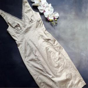 Bebe - sleeveless bodycon dress